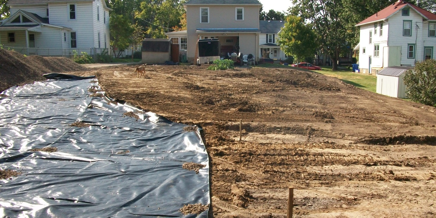 Site Preparation – Exact Excavating, LLC