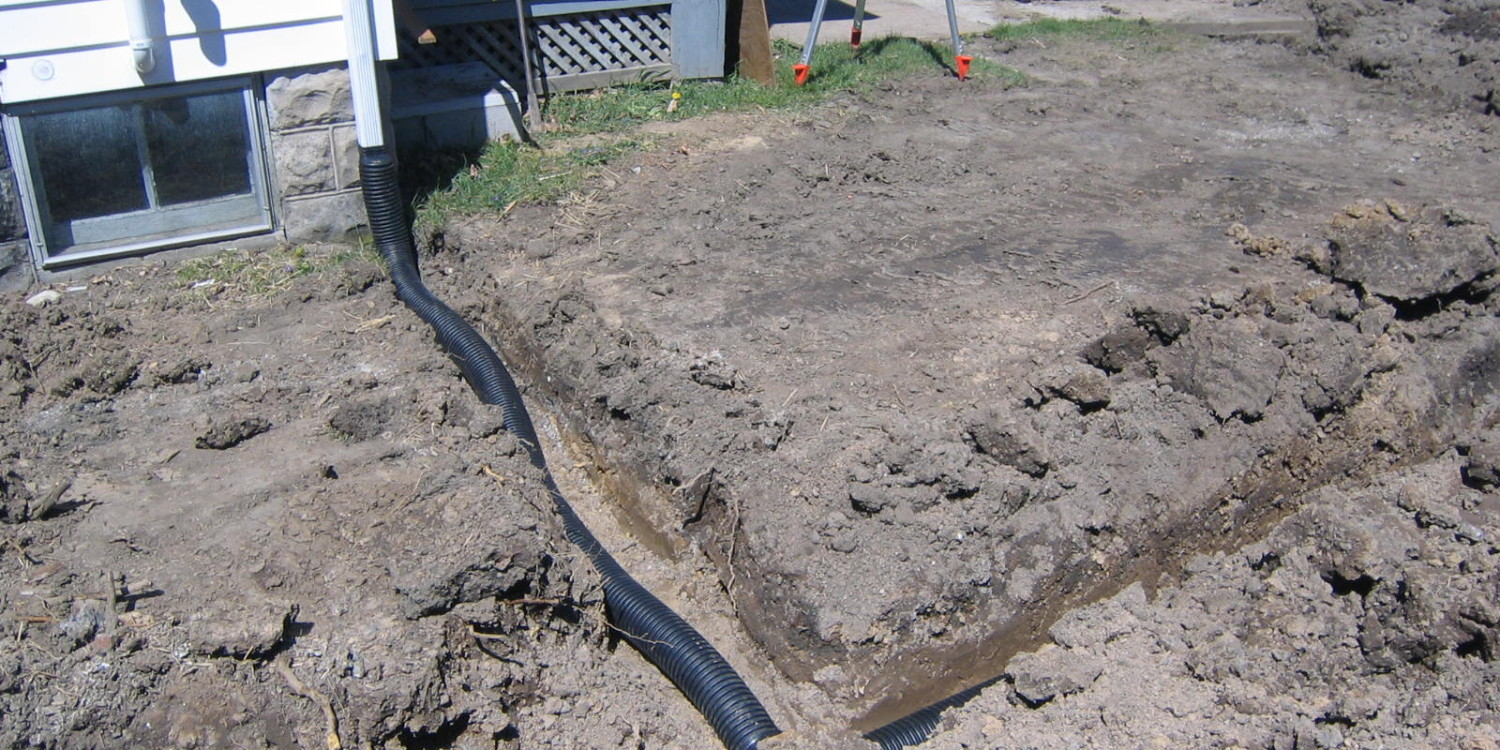 Drainage Projects – Exact Excavating, LLC