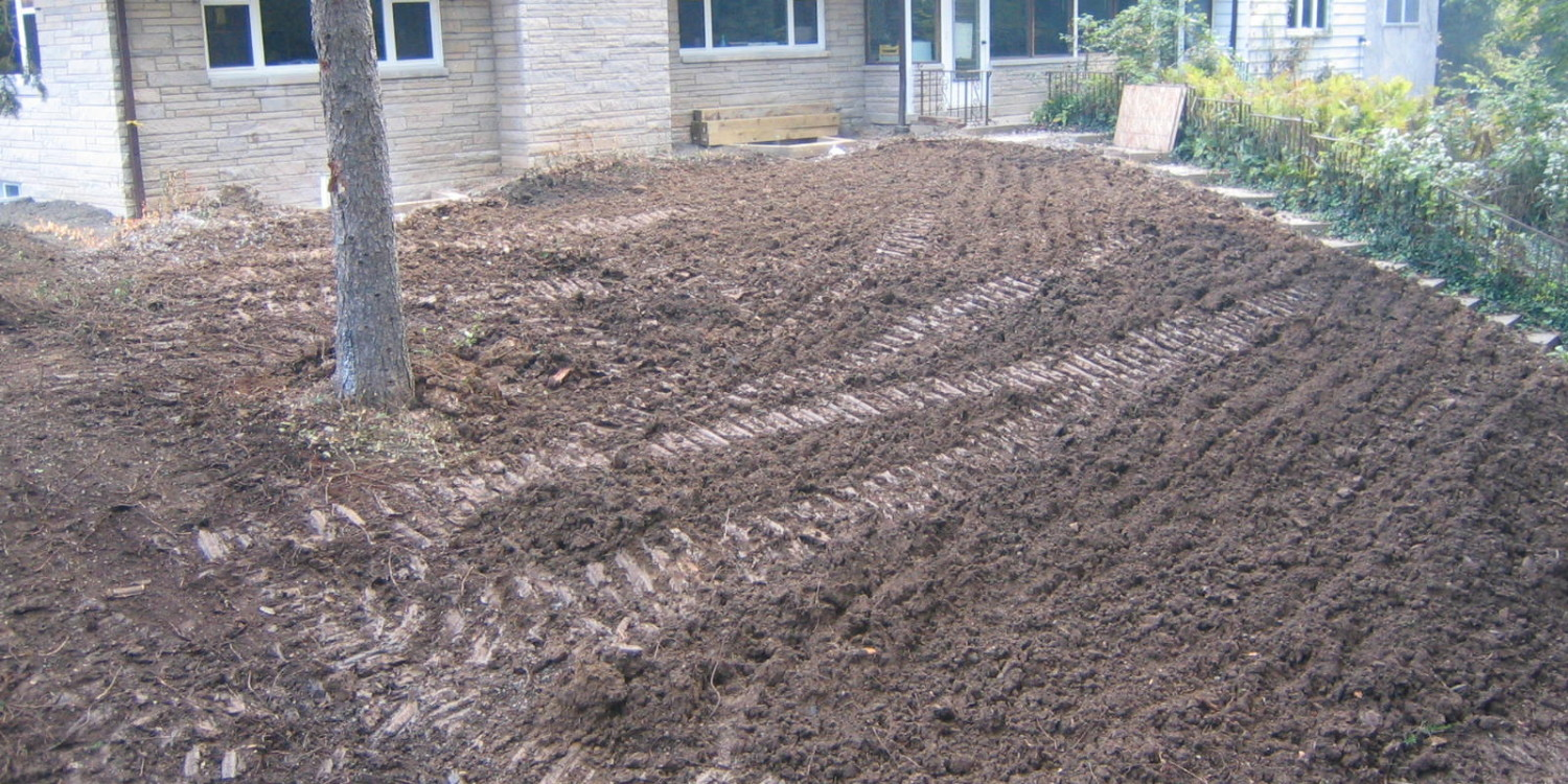 Laser Grading - Exact Excavating, LLC