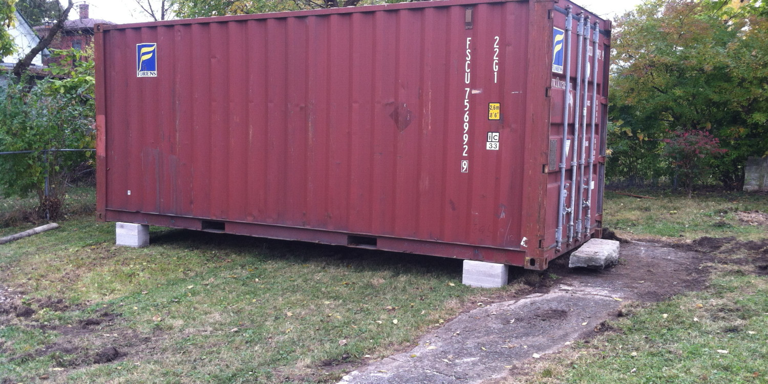 Shed Relocations – Exact Excavating, LLC